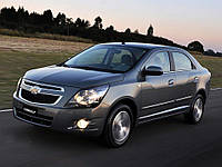 Автомобільні килимки EVA на Chevrolet Cobalt 2013-