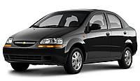 Автомобільні килимки EVA на Chevrolet Aveo (T200) 2002-2011