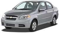 Автомобільні килимки EVA на Chevrolet Aveo I T250 2003-2012