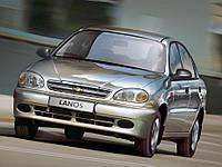 Автомобільні килимки EVA на Chevrolet Lanos 2005-2009