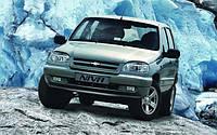 Автомобільні килимки EVA на Chevrolet Niva I 2002-2009