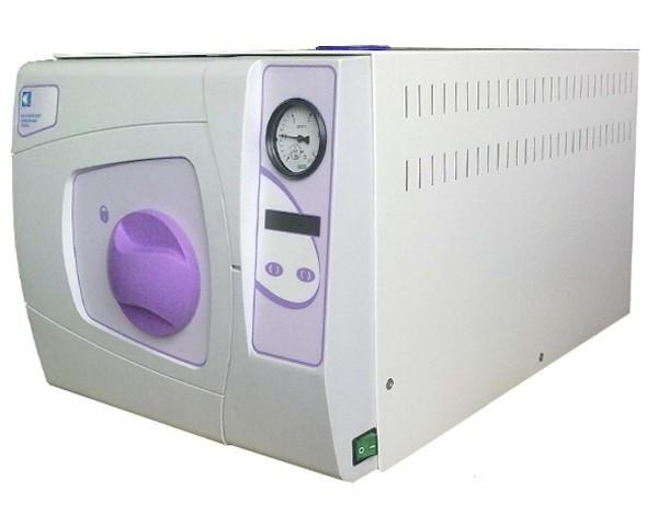 Стерилізатор паровий автоматичний ГКа-25 ПЗ (-07) Праймед