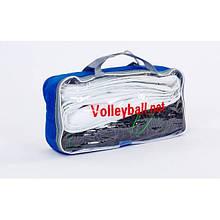 Сітка для волейболу (PE, 3мм.)