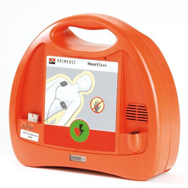 Дефібрилятор PRIMEDIC HeartSave PAD (M250) Праймед