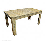 Кухонний стіл Сокме Санді 160/200×75,8×90 дуб гранд