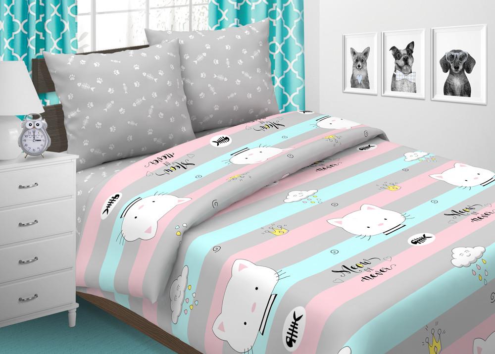 Комплект постельного белья  Китти Карамелька