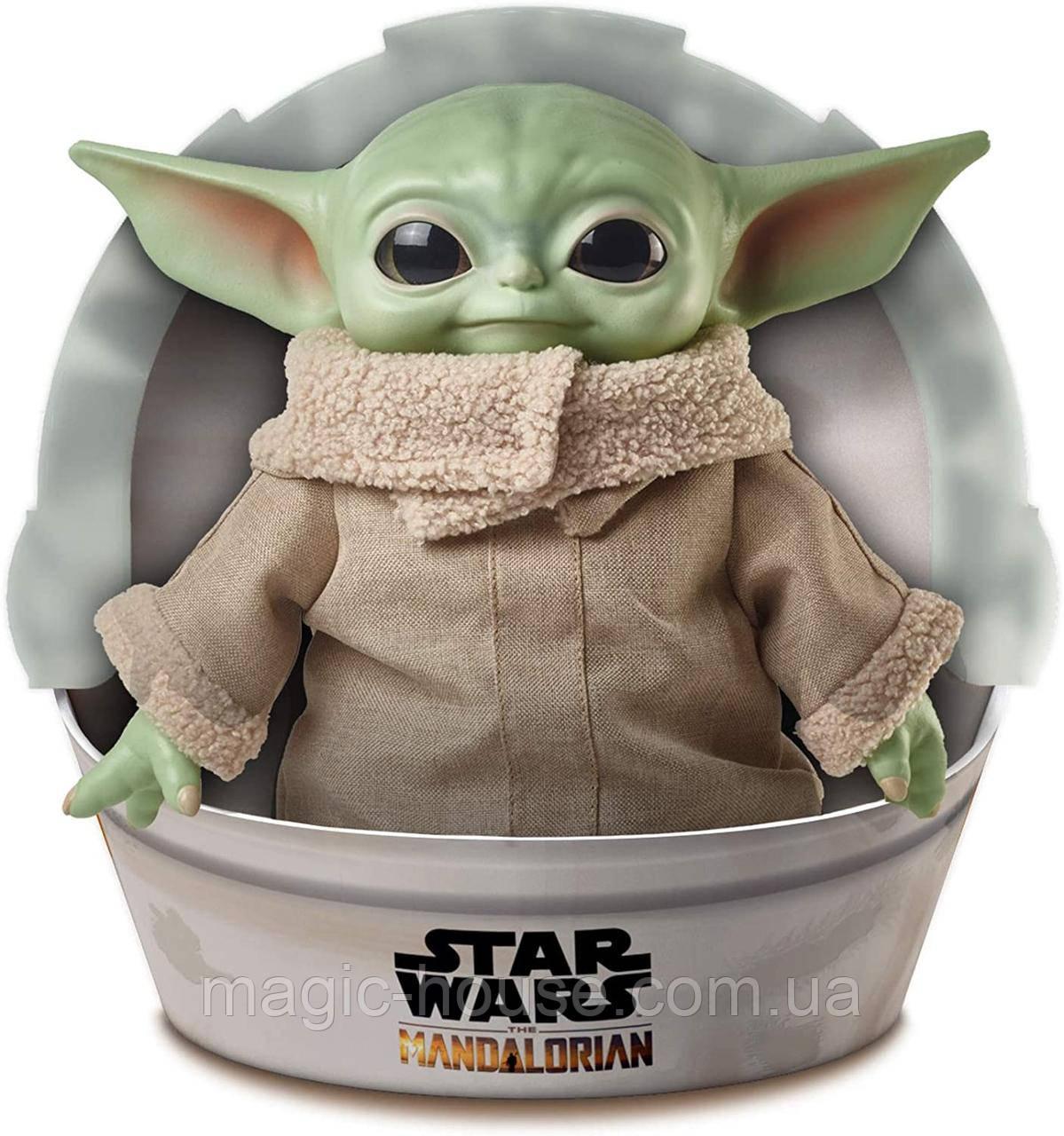 Кукла Звездные Войны Малыш Йода  Оригинал от Mattel