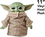 Кукла Звездные Войны Малыш Йода  Оригинал от Mattel, фото 2