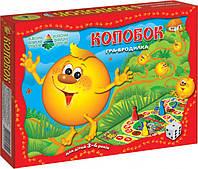"Игра-бродилка ""Колобок"" 82500 коробка"