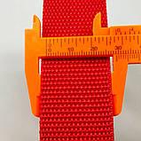 Тесьма сумочная-ременная Sindtex 3см красная (СИНДТЕКС-0854), фото 3
