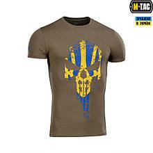 M-Tac футболка Месник Olive/Yellow/Blue 2XL