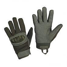 M-Tac перчатки Assault Tactical Mk.3 Olive 2XL