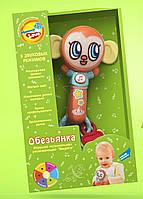 """Розвиваюча музична іграшка """"Звірята"""" Mommy love-ELECTRONIC (KD3101-1)"""