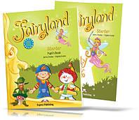 Fairyland Starter, Pupil's book + Activity Book / Учебник + Тетрадь английского языка