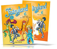 Fairyland 6, Pupil's book + Activity Book / Учебник + Тетрадь английского языка