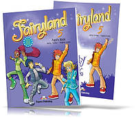 Fairyland 5, Pupil's book + Activity Book / Учебник + Тетрадь английского языка