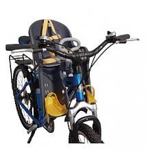 Дитяче велокрісло TILLY CoPilot T-811 (3 види)