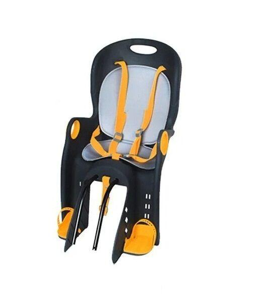 Детское велокресло TILLY Maxi T-831/1 NAVY, до 22 кг