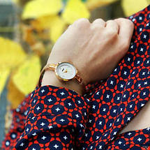 Оригінальні наручні годинники Skmei 1390 Cuprum-White   Оригінал Скмей, фото 3