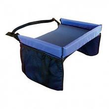 Дитячий столик для автокрісла Play' n ' Snack Tray Синій
