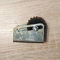 Зажим металлический для сосковой резины, фото 1