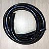 Шланг вакуумный ПВХ 11х5 мм, черный, для доильных аппаратов