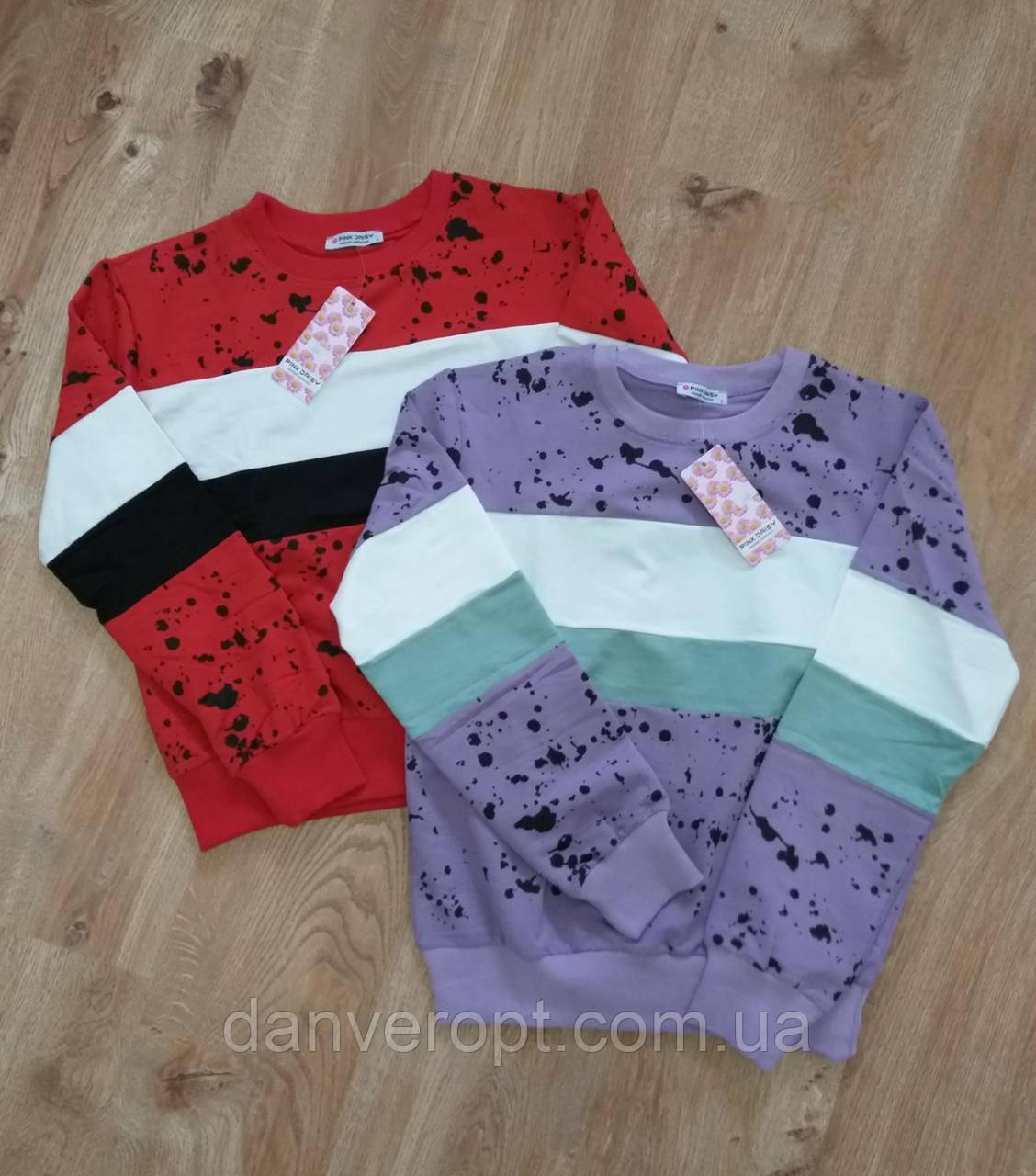 Батник женский модный стильный размер 42-48 купить оптом со склада 7км Одесса