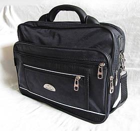 Мужская сумка Wallaby полукаркасная папка через плечо портфель мужские сумки 8w2513 черная