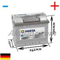 Varta 63Aч 610А Silver Dynamic D15 / 563 400 061 (-/+)
