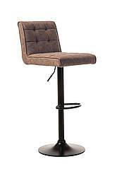Барний стілець B-106 попелястий антик