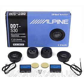 Пищалки (твитеры) Alpine DDT-S30 180W