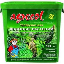 Удобрение 10 кг  для хвойных растений Agrecol