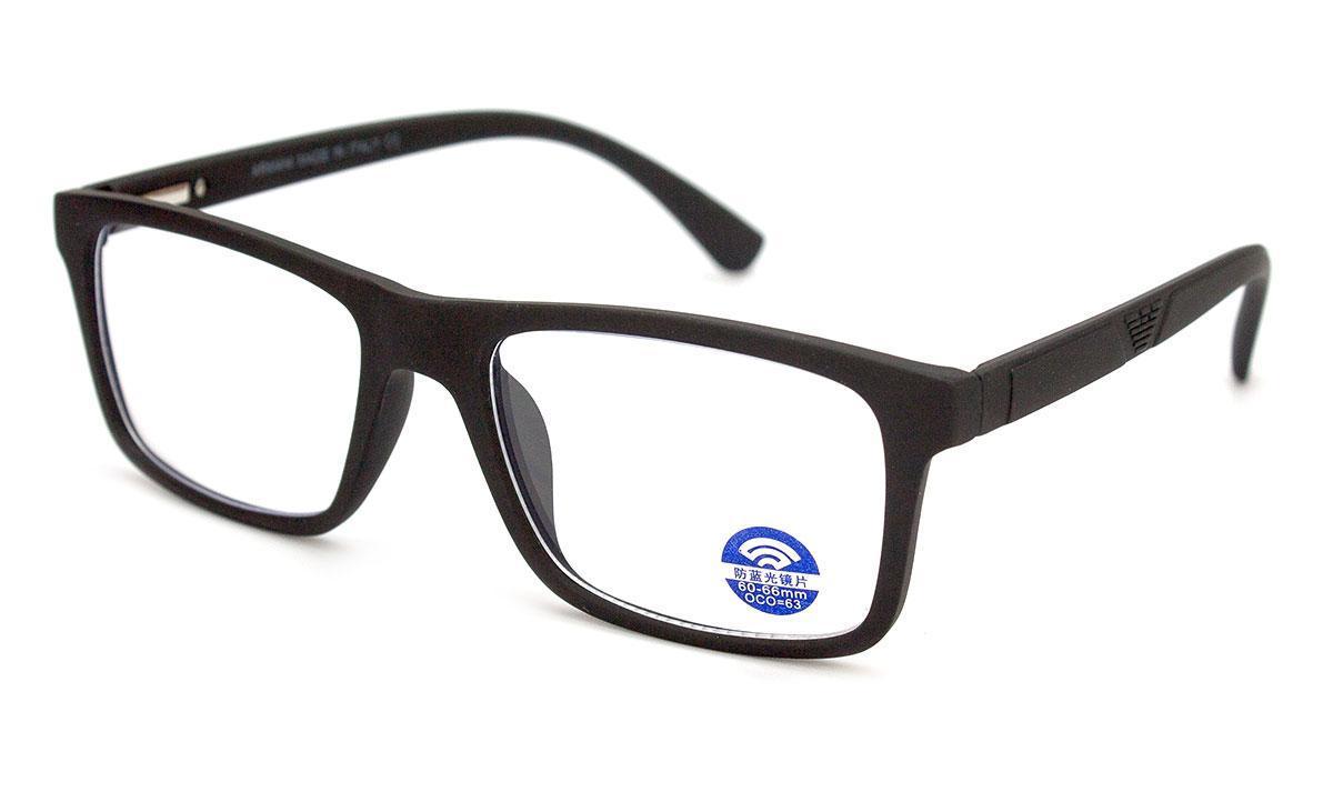 Очки для компьютера, очки компьютерные, очки для работы за компьютером, очки с флексами, унисекс, в футляре