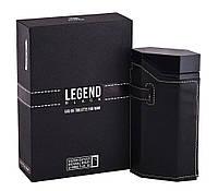 Legend Black Emper Men Мужская туалетная вода 100ml