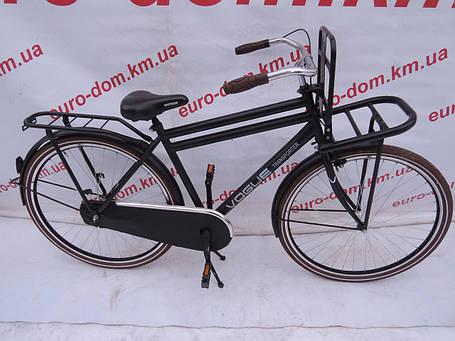 Городской велосипед Vogue 28 колеса. Простой классической велосипед, фото 2