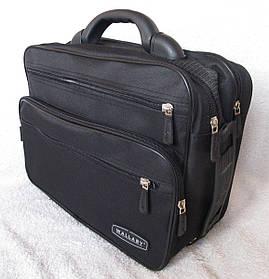 Сумка мужская Wallaby с удобной пластиковой ручкой портфель для документов сумки 8w2651 черный
