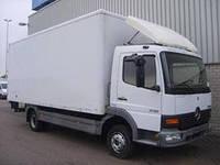 Перевозки по Запорожской области- 5-ти тонными автомобилями
