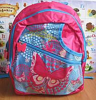 Детский рюкзак  Бабочка. Рюкзачок для девочки. Детский рюкзак  в садик. Рюкзак Бабочки