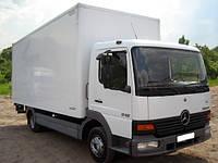 Услуги грузоперевозок цельнометами по Запорожской области