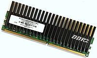 Игровая оперативная память Patriot Viper DDR2 2Gb 1066MHz PC2 8500U CL5 (PVS24G8500ELKR2) Б/У, фото 1