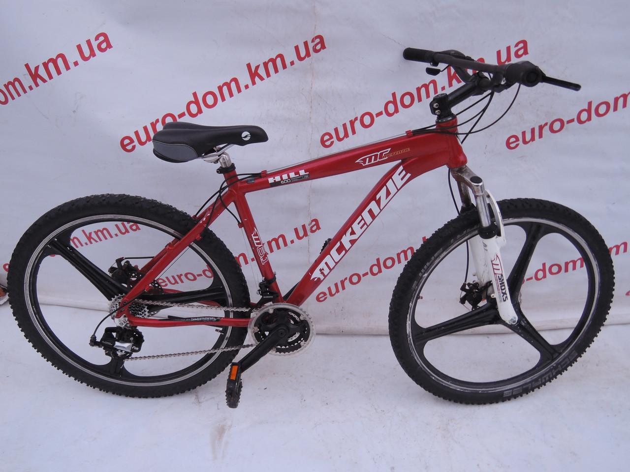 Горный велосипед MC Kenziee 26 колеса 21 скорость