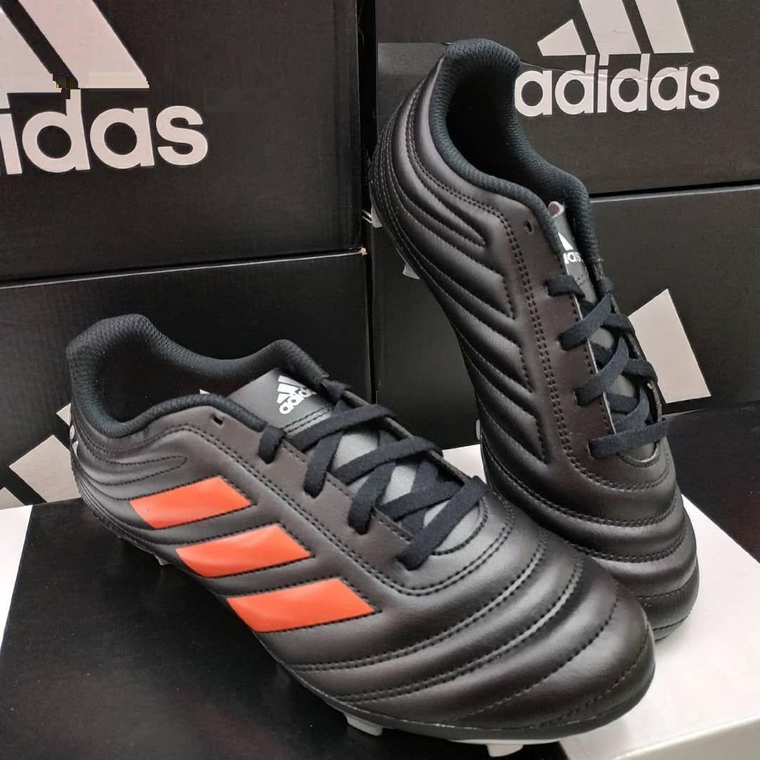 Детские футбольные бутсы  Adidas Copa 19.4 FG Junior
