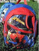 Детский рюкзак  Человек паук. Рюкзак для мальчика. Школьный рюкзак первокласснику