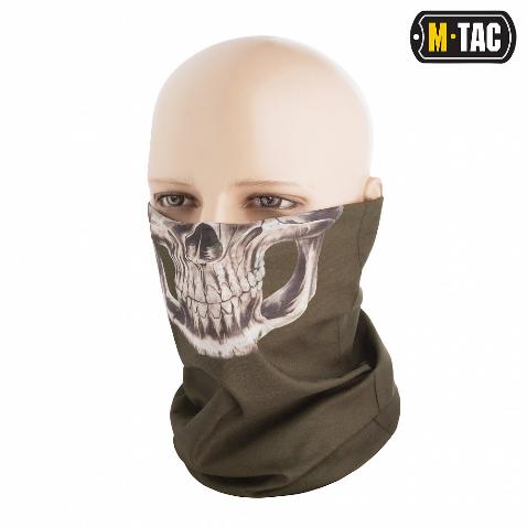 Шарф-труба облегченный Reaper Skull