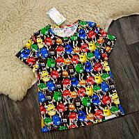 Детская футболка M&M's Five Stars KD0433-98р