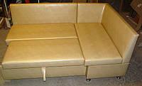 Кухонный уголок = кровать на пружинном блоке