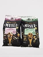 Мюслі з фруктами CROWNFIELD Premium Musli, 750 г