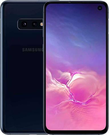 Смартфон Samsung Galaxy S10e 128Gb (Black / White / Blue / Pink / Green) SM-G970U Qualcomm Snapdragon 855, фото 2