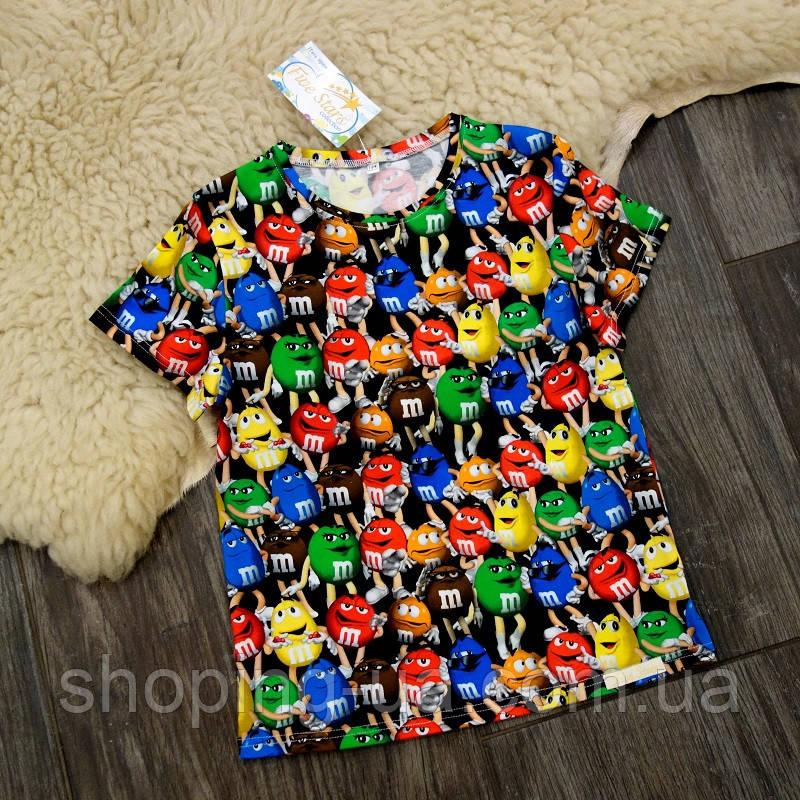 Дитяча футболка M&m's Five Stars KD0433-140р