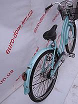 Городской велосипед Gazelle 26 колеса 3 скорости на планетарке, фото 3